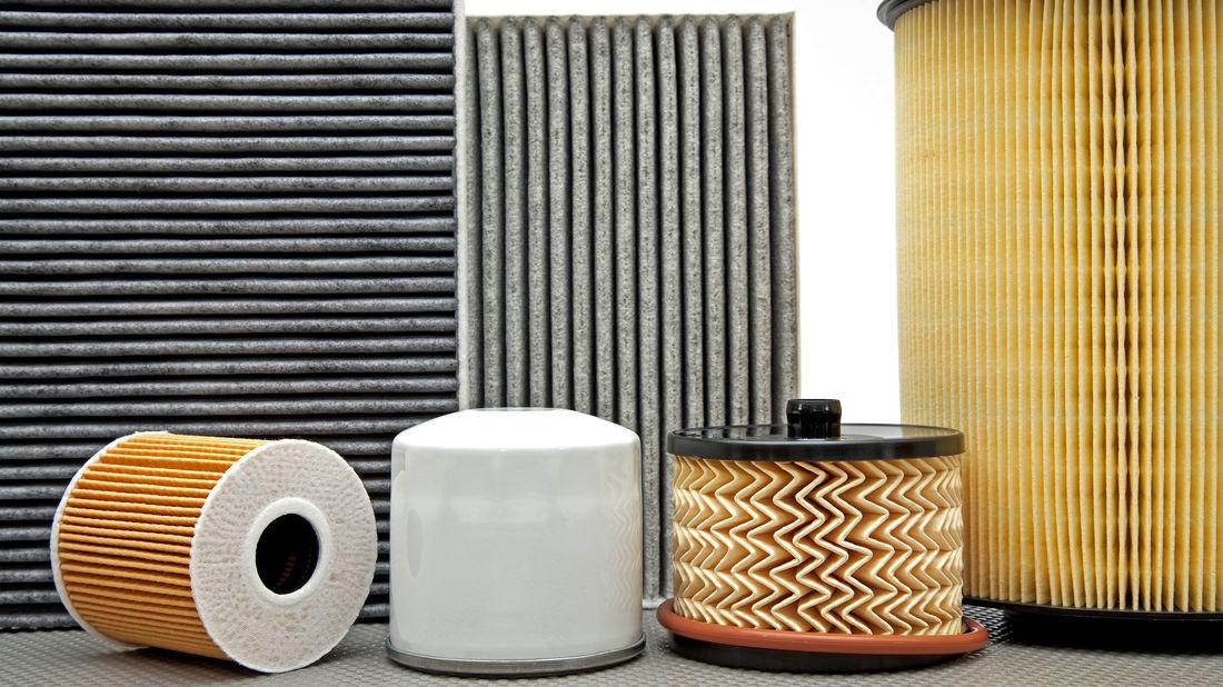 Filterarten für Nass Trockensauger