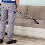 Polstermöbel reinigen – Anleitung für Sitzmöbel aus Stoff, Kunstleder und Echtleder